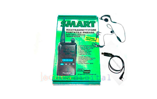 WALKIES POLMAR SMART CABLE PC PARA USB